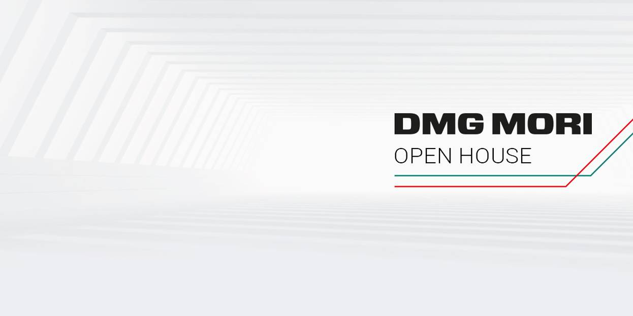 Open House DMG MORI Italia