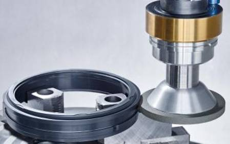 Market Leader in 5-axis ULTRASONIC Grinding of Advanced Materials